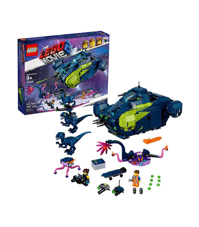 lego® the lego® movie 2™ rex's rexplorer