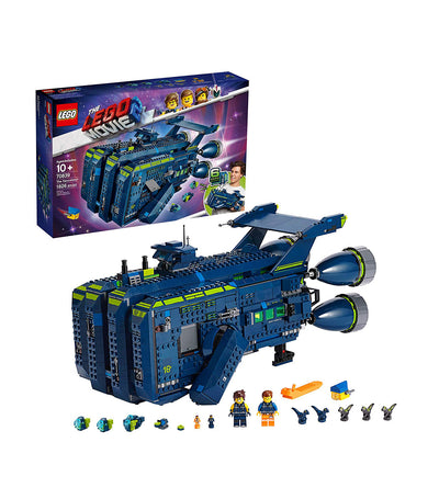 lego® the lego® movie 2™ the rexcelsior!