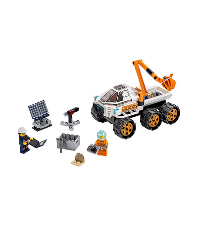 lego® city rover testing drive