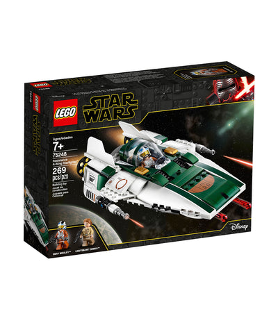 lego® resistance a-wing starfighter