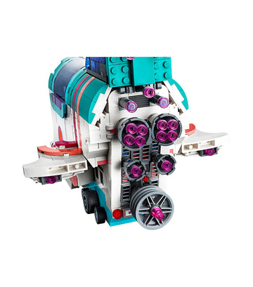 the lego® movie 2™ pop-up party bus