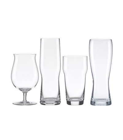lenox tuscany classics assorted craft beer glass set