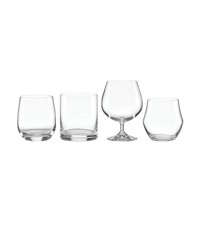 lenox tuscany classics four-piece whiskey set