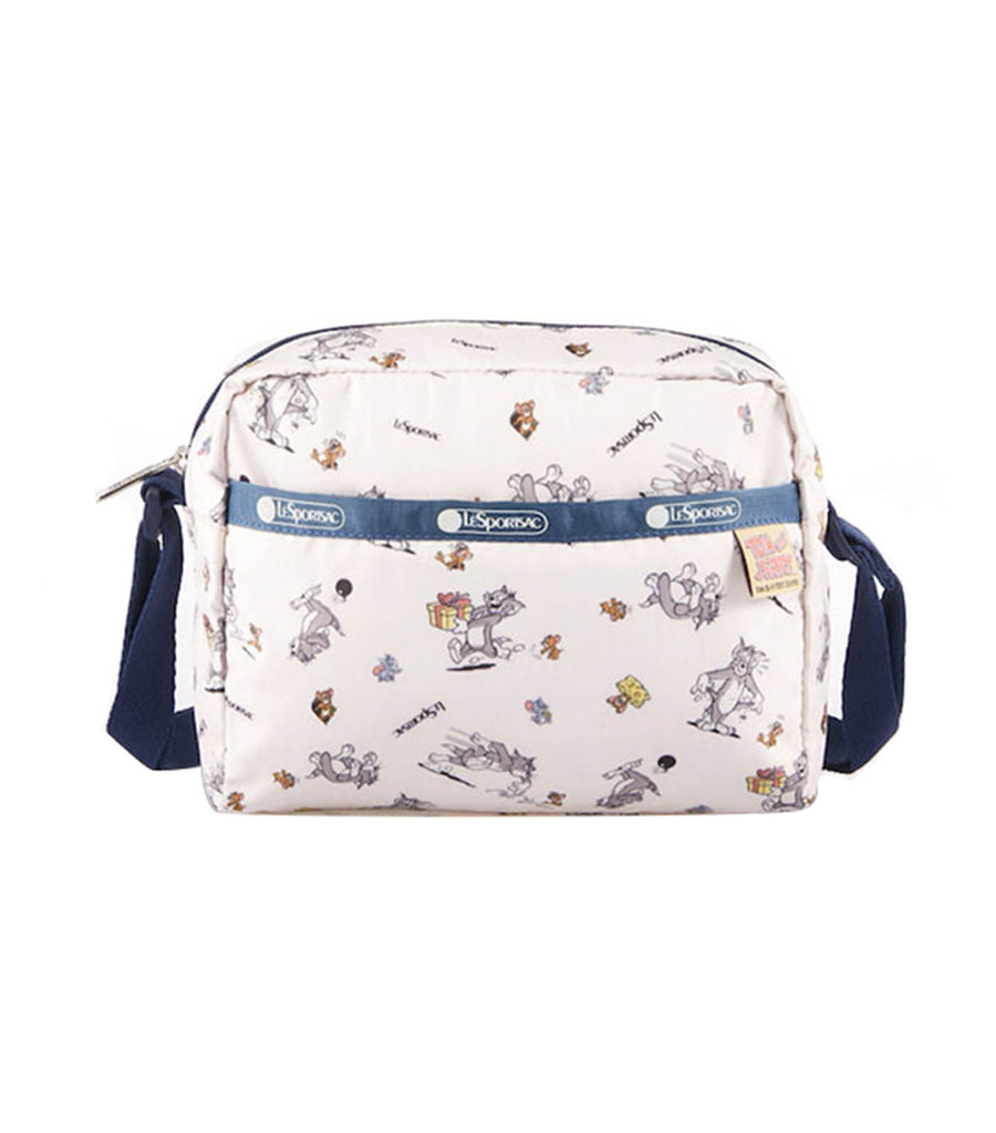 Tom and Jerry x LeSportsac  Daniella Crossbody Bag The Chase