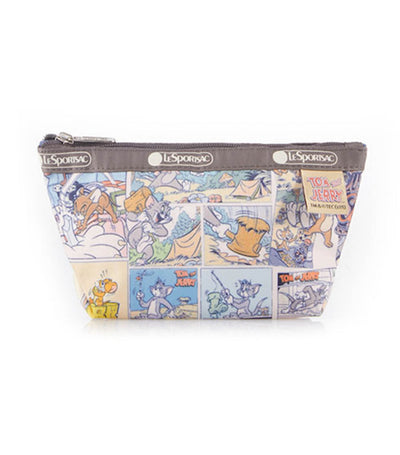 Tom and Jerry x LeSportsac Small Sloan Cosmetic Kit Comic
