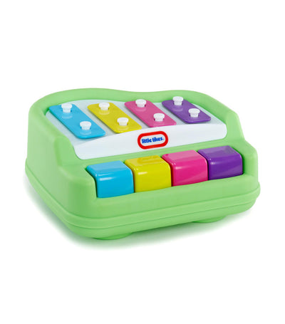 little tikes green tap-a-tune piano
