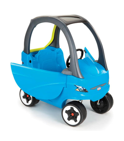 little tikes blue cozy coupe sport