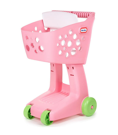 little tikes pink lil' shopper