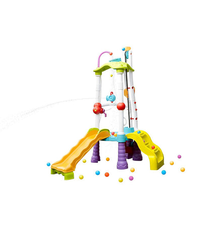 little tikes fun zone tumblin tower climber