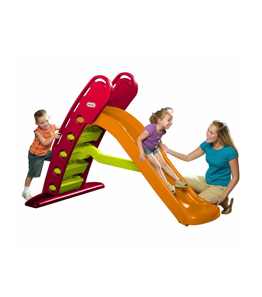 little tikes giant slide rainbow
