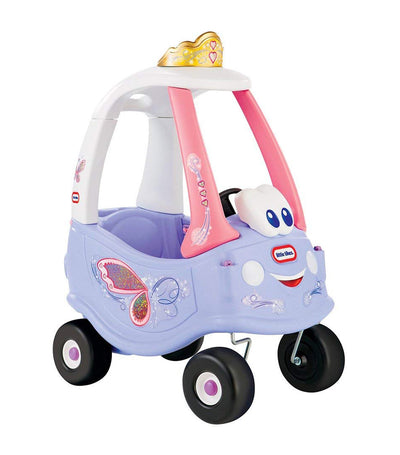 little tikes cozy coupe fairy