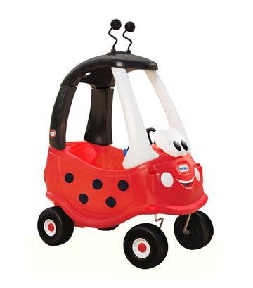 little tikes lady bug cozy coupe