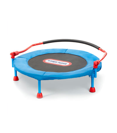 little tikes easy 3 foot trampoline