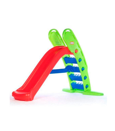 little tikes easy store giant slide (primary)