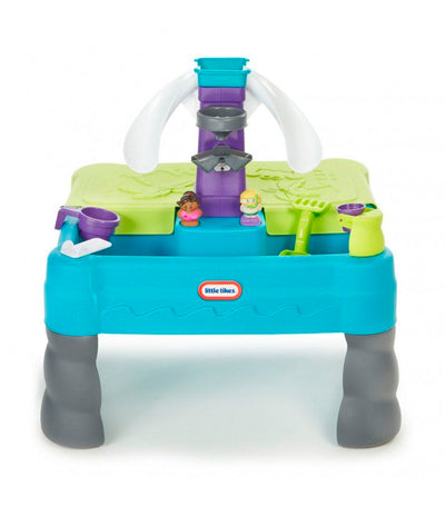 little tikes sandy lagoon