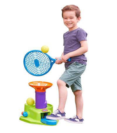 little tikes multicolor splash hit tennis