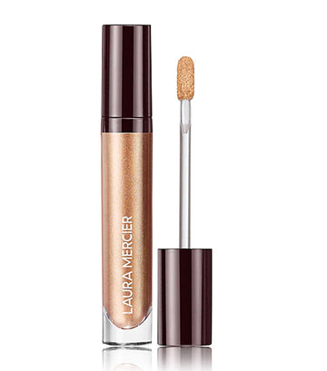 Laura Mercier Caviar Chrome Veil Liquid Eyeshadow moonlight shimmer
