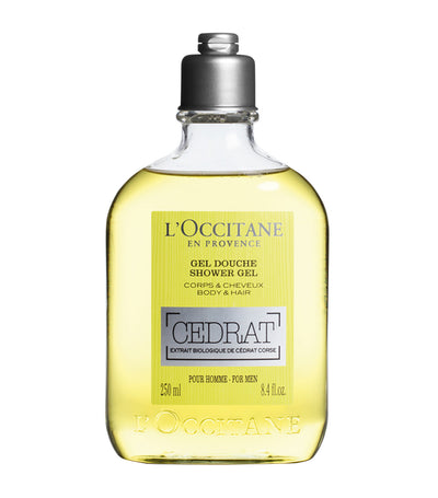 l'occitane cã©drat shower gel