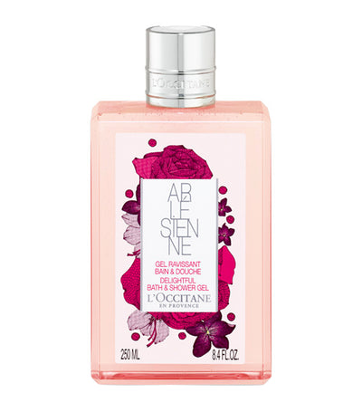 l'occitane arlésienne delightful bath and shower gel