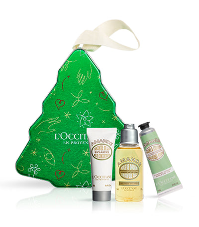 L'Occitane Almond Festive Tree