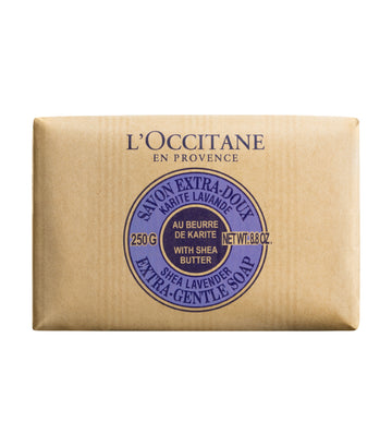 l'occitane shea butter extra gentle lavender 250g