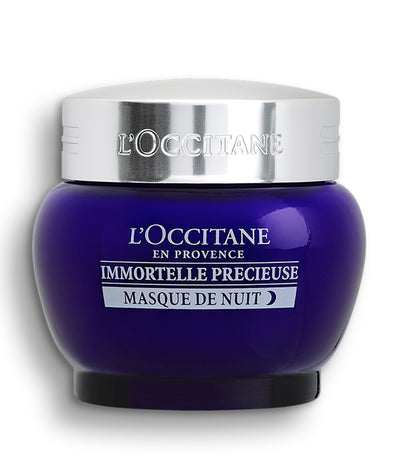 L'Occitane Immortelle Precious Blue Light Mask