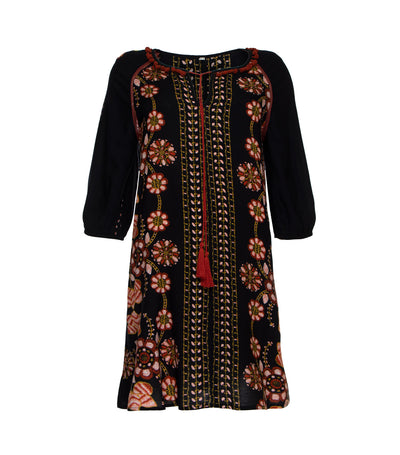 lotus resortwear luz bohemian summer dress