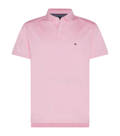 Tommy Hilfiger Luxury Stretch Slim Polo Pink