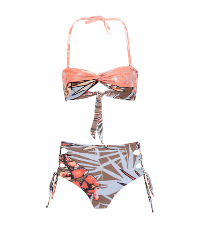 maaji ipanema sunset bikini set