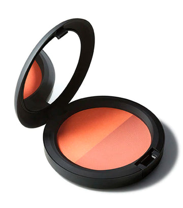 MAC Cosmetics Powder Blush Duo: Good Health, Great Wealth - Limited Edition