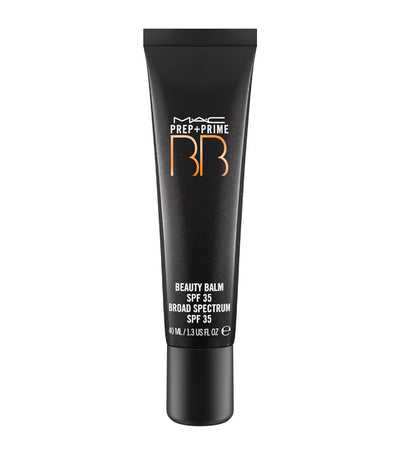 mac cosmetics prep + prime bb beauty balm spf 35