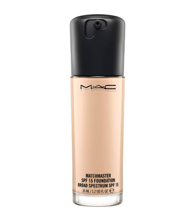 mac cosmetics 1 matchmaster spf 15 foundation