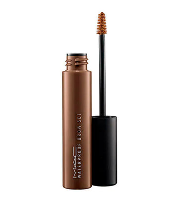 mac cosmetics bold brunette pro longwear waterproof brow set