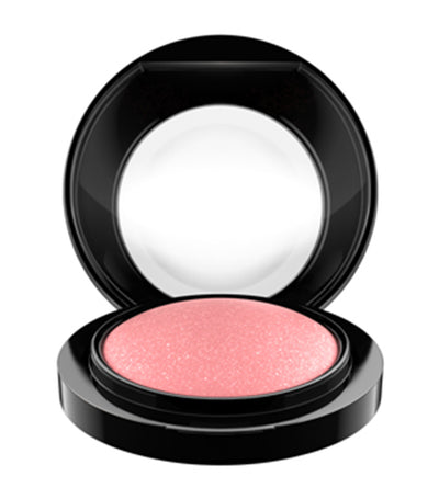 mac cosmetics dainty mineralize blush