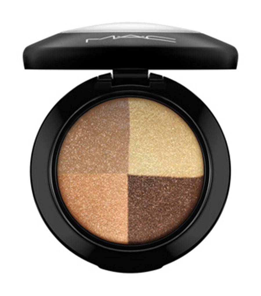 mac cosmetics golden hour mineralize eye shadow