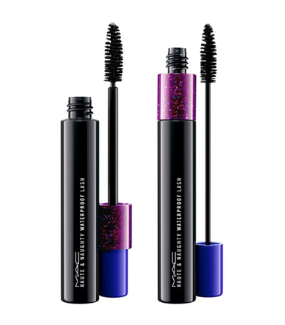 mac cosmetics haute and naughty waterproof lash mascara