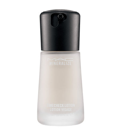 mac cosmetics mineralize timecheck lotion