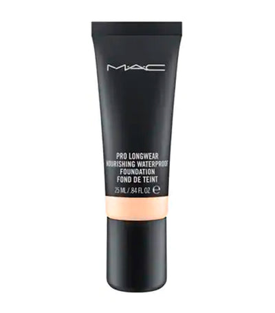 mac cosmetics nc15 pro longwear nourishing waterproof foundation