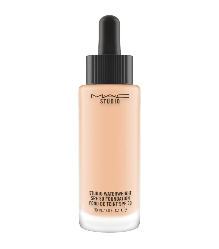 mac cosmetics nc25 studio waterweight spf 30 foundation