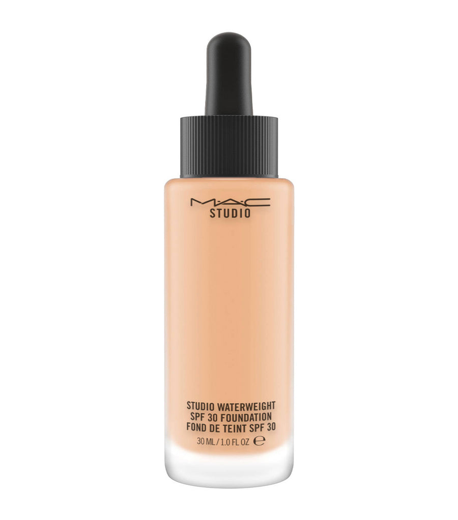 mac cosmetics nc30 studio waterweight spf 30 foundation