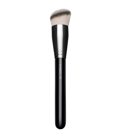 mac cosmetics 170 synthetic rounded slant brush