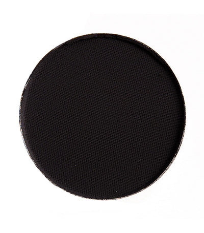 mac cosmetics carbon eye shadow pro palette refill pan