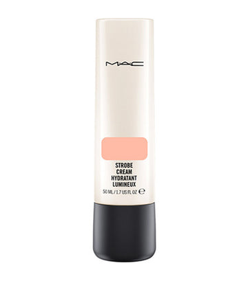 mac cosmetics peachlite strobe cream