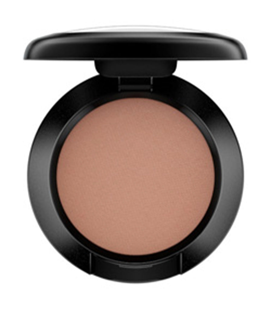 mac cosmetics soft brown eye shadow