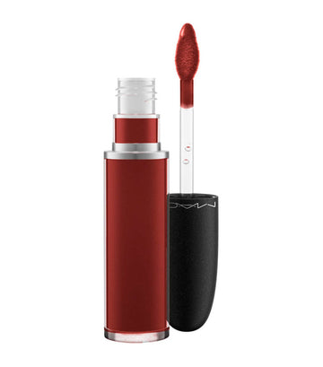 mac cosmetics carnivorous retro matte liquid lipcolour