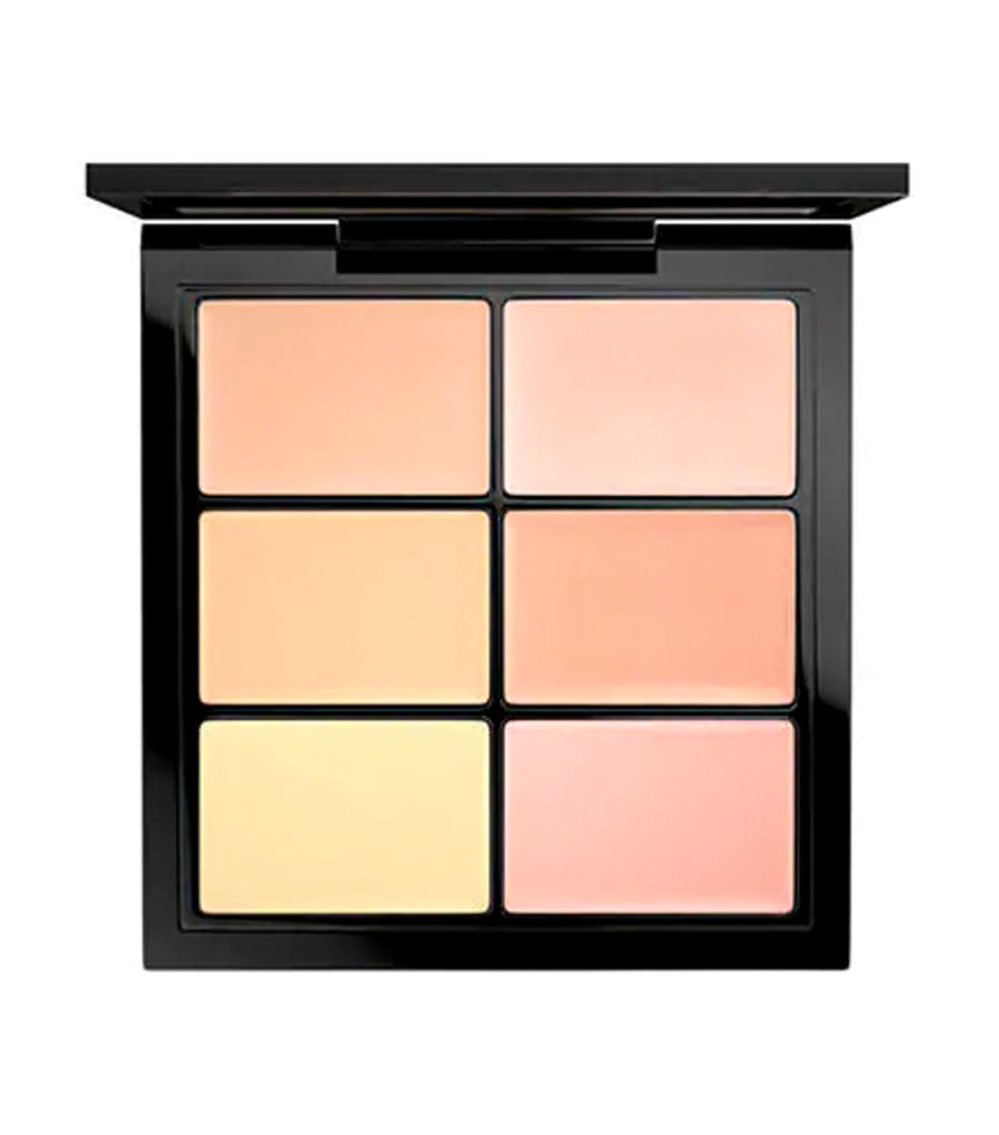 mac cosmetics mac studio conceal and correct palette / light