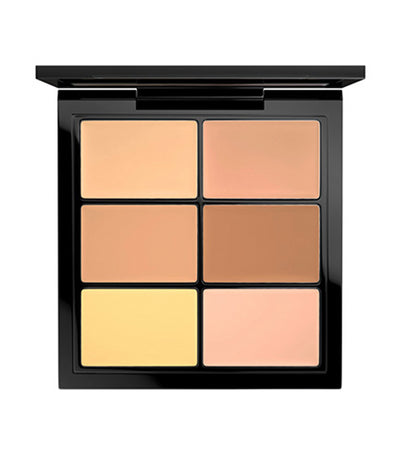 mac cosmetics mac studio conceal and correct palette / medium