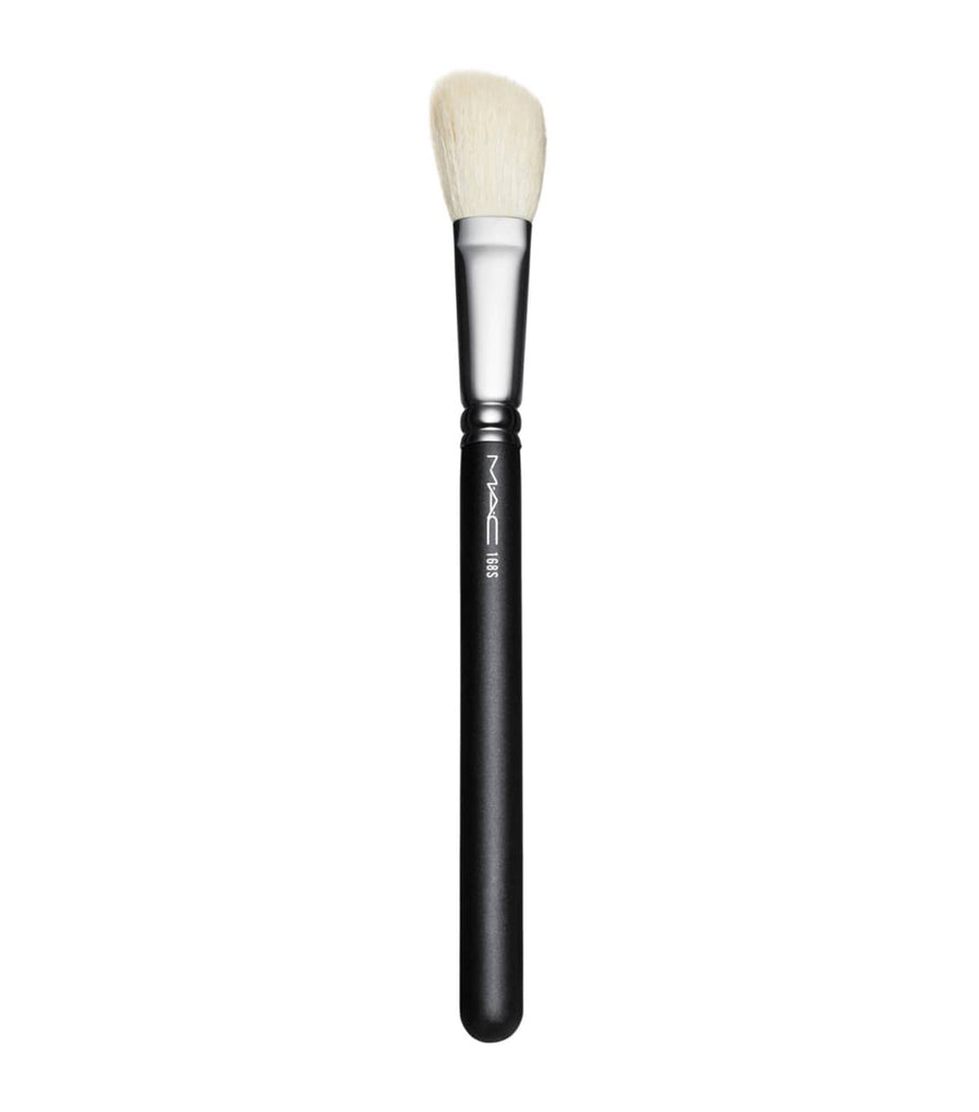 mac cosmetics 168 synthetic large angled contour brush