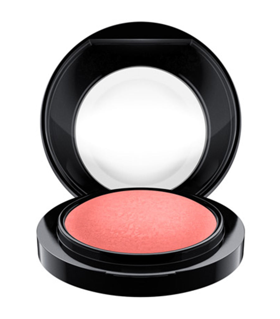 mac cosmetics hey coral mineralize blush