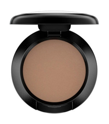 mac cosmetics charcoal brown eye shadow